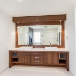 Beautiful Bathroom Vanity in New Home